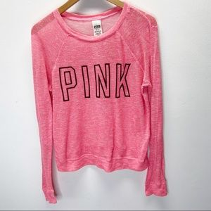 Victoria's Secret PINK Knit Pullover Sweater